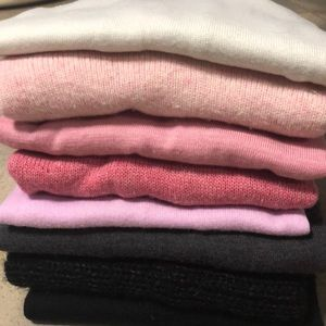Bundle of 8 Small Sweaters